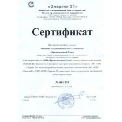 """ООО НПП """"Энергия 21"""""""