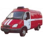 Автомобиль штабной АШ-6 (3221)-275.01