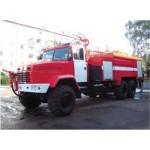 Автомобиль аэродромный пожарный АА-60 (63221)-346