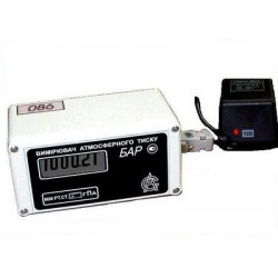 Измеритель атмосферного давления цифровой БАР ТУ У 33.2-16308549.003-2002