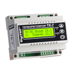 Терморегулятор ТК-7 (трехканальный с недельным программатором).