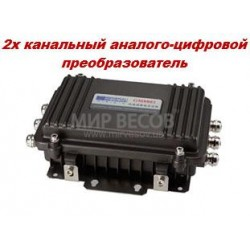 Весоизмерительный 2-х канальный контроллер 8802F-2