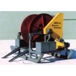 Установка для намотки и размотки кабеля УНРК-А