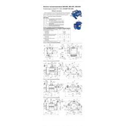 Насосы эксцентриковые МН-400(Н-400), МН-401(Н-401), МН-403(Н-403)