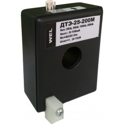 ДТЭ-25-200М (бесконтактный датчик тока)