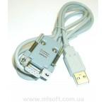Кабель-конвертер U232SC - 460 kb/s USB-RS-232SC