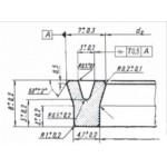 Манжеты малогабаритные М уменьшенного сечения ОСТ 12.44.022-77