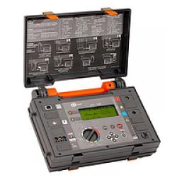 Измеритель параметров электробезопасности электроустановок MPI-508.