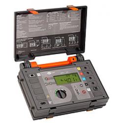 Измеритель сопротивления заземляющих устройств MRU-105