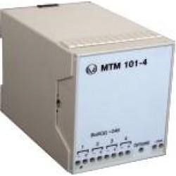 Блок питания аналоговый четырехканальный МТМ101-04
