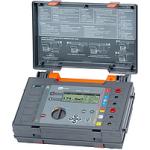 Измеритель параметров электробезопасности мощных электроустановок MZC-310S.