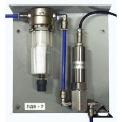 Пробоотборное устройство ПДВ-7