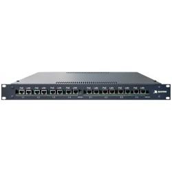 Инжектор PSE-PoE.220АC/48DC-30Wx8 RACK