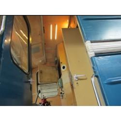 Потолочное освещение кабины машиниста электропоезда ПОКМ-1VR