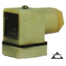 Соединители электрические для гидропневмооборудования серии СЭ 11
