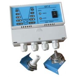 Сигнализаторы газа коммунальные СГ-1-1,СГ-1-2,СГ-1-3