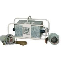 Светильники переносные комплектные взрывозащищенные типа СПКВ