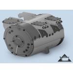 Тяговый электродвигатель СТК-235