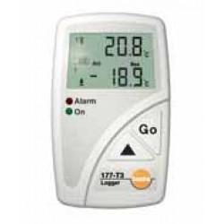 Testo 177-T3 логгер температуры