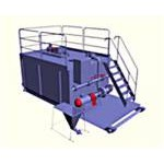 Блок приготовления буровых растворов БПР-1