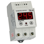 Терморегулятор ТК-4 (одноканальный).