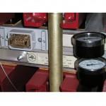 Вулканизатор-пресс конвейерных лент пневматический  ВКЛП-1200х750М